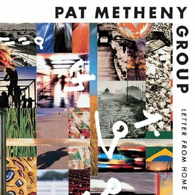 Pat Metheny - Letter From Home (NEW CD)
