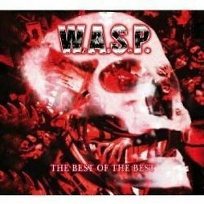 Wasp - The Best Of The Best ( 2 CD ) (NEW CD)