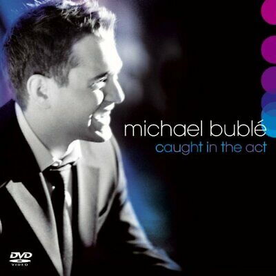Michael Buble - Caught In The Act (NEW CD + DVD)