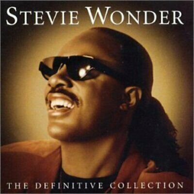 Stevie Wonder - Definitive Collection (NEW CD)