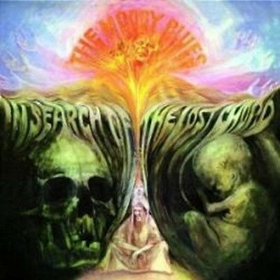 Moody Blues - In Search Of The Lost Chord (NEW CD)