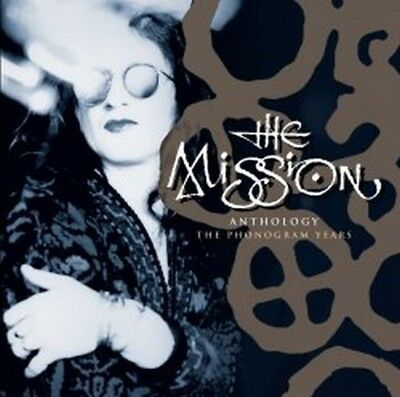 The Mission - Anthology (NEW 2CD)