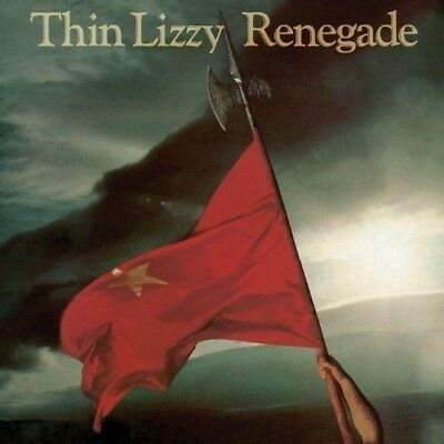 Thin Lizzy - Renegade - Deluxe (NEW CD)