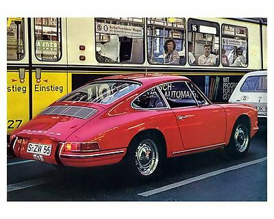 1968 Porsche 912 Automobile Photo Poster zm1579-VJ49LG