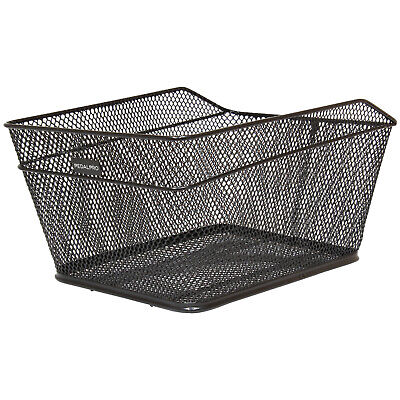 Pedalpro Metal Mesh Rear Pannier Rack Bike/bicycle Basket Shopping/grocery/cargo