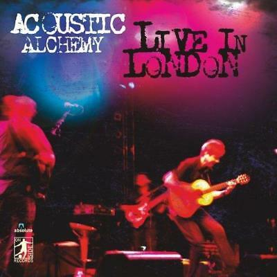 Acoustic Alchemy - Live In London (NEW 2CD)