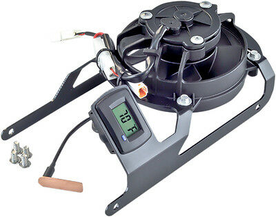 Trail Tech Digital Temperature Switching Fan Kit For KTM XCW/EXC XC 08-13