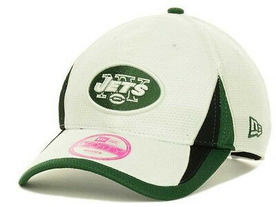 quality design ae31e f23f8 New York Jets Women s NFL Team Training Camp New Era Adjustable Cap Hat Lid  NY