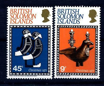 SOLOMON ISLANDS - ISOLE SALOMONE - 1971 - Natale