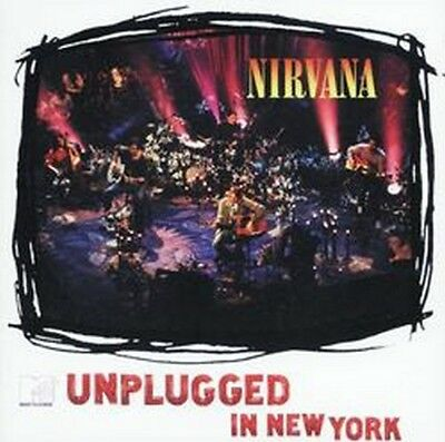 Nirvana - Mtv Unplugged In New York (NEW CD)