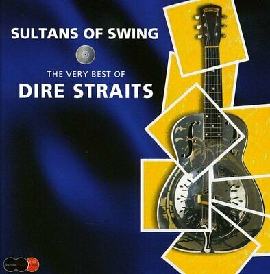 Dire Straits - Sultans Of Swing (NEW 2CD+DVD)