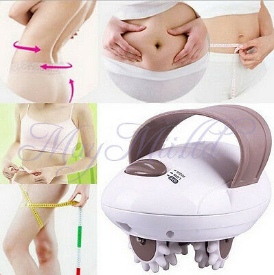 Profashional 3D Rotating Anti-Cellulite Full Body Slimming Massager Massage