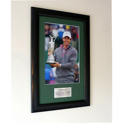 Rory McIlroy, MBE. Special edition 2014 Open Presentation
