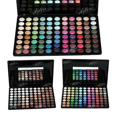 88 Colours Eye Shadow Eyeshadow Palette Matte & Shimmer Makeup Professional Set