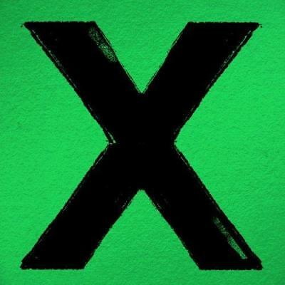 Ed Sheeran - X (Deluxe Edition) (NEW CD)