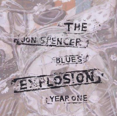 The Jon Spencer Blues Explosion - Year One (NEW CD)