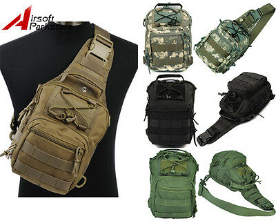 Military Outdoor Tactical Shoulder Backpack Camping Travel Hiking Trekking Bag