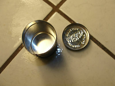 AMERICAN Quality Snuff tin, old, small