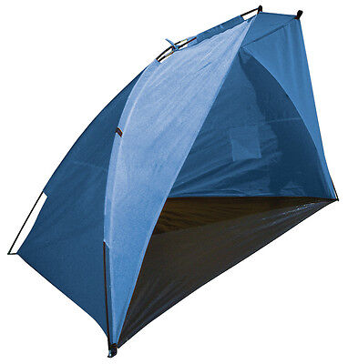 Large 2.1M Blue Waterproof Fishing Bivvy Beach Shelter Tent & Accessories Ry251