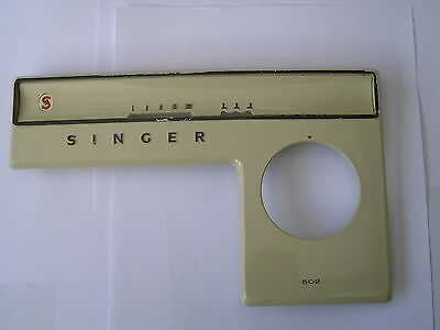 Vintage Singer 502/507/522  Sewing Machine Front Cover