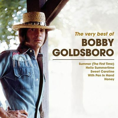 Bobby Goldsboro (New Sealed Cd) Very Best Of / Greatest Hits Collection (Honey)