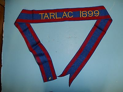 st95 Philippine Insurrection US Army Flag Streamer Tarlac 1899