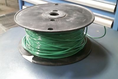 Fixture Wire 18 Green E30071S  Stranded Copper 600V ( 350' )