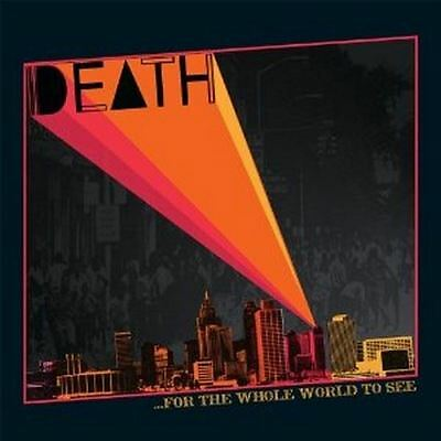 Death - ...For The Whole World To See (NEW CD)