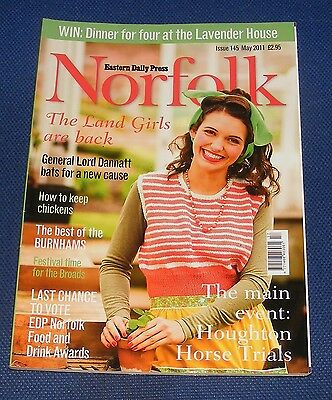 Eastern Daily Press Norfolk - May 2011 Issue 145 - The Best Of The Burnhams