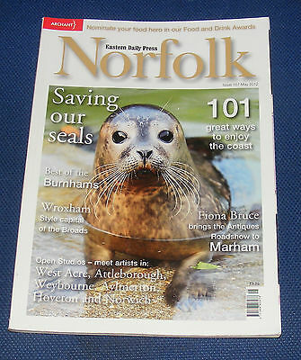 Eastern Daily Press Norfolk - May 2012 Issue 157 -  Saving Our Seals