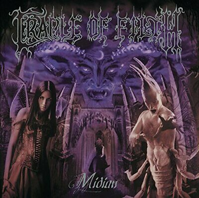 Cradle Of Filth - Midian (NEW CD)