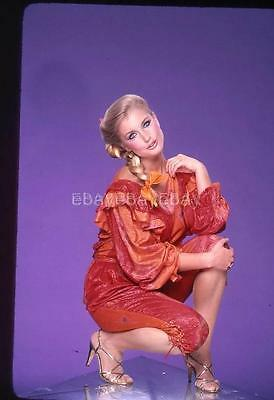 W760 Heather Thomas Harry Langdon 35mm Transparency w/rights