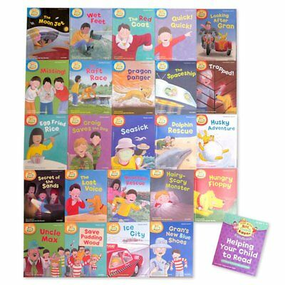 Oxford Reading Tree Read With Biff Chip Kipper Collection 48 Books Full Set Pack