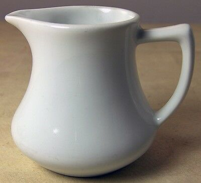 Creamer Pitcher White Porcelain China Inter-American 3 inches tall