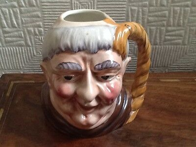 Old Court Ware Character Jug Friar Tuck