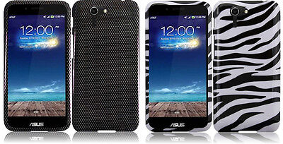Design Faceplate Protector Hard Cover Case for Asus Padfone X S Phone