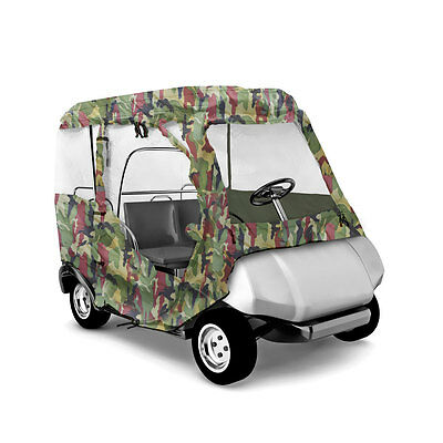 PyleSports Yamaha Golf Cart Custom Cover Fits Yamaha Drive® 2009-2010 Models