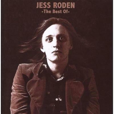 Jess Roden - The Best Of NEW CD