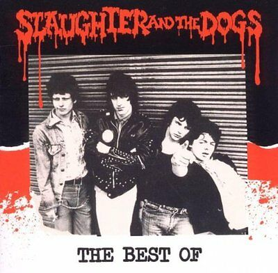 Slaughter And The Dogs - The Best Of NEW CD