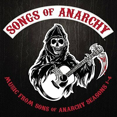 Songs Of Anarchy: Music From Sons Of Anarchy Seasons 1-4 (NEW CD)