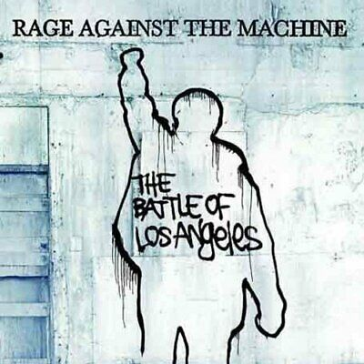 Rage Against The Machine - Battle Of L.A. (NEW CD)