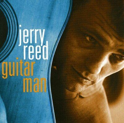 Jerry Reed - Guitar Man (NEW CD)