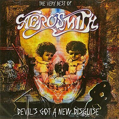 Aerosmith - The Very Best Of (NEW CD)