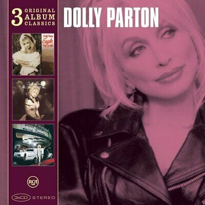 Dolly Parton - Original Album Classic (NEW CD)