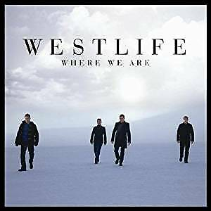 Westlife - Where We Are (NEW CD)