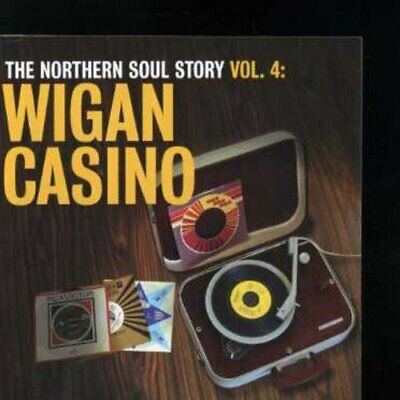The Northern Soul Story Vol. 4: Wigan Casino - Various Artists (NEW CD)