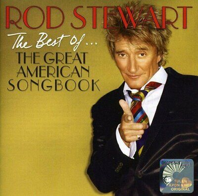 Rod Stewart - The Best Of... The Great Ameri (NEW CD)