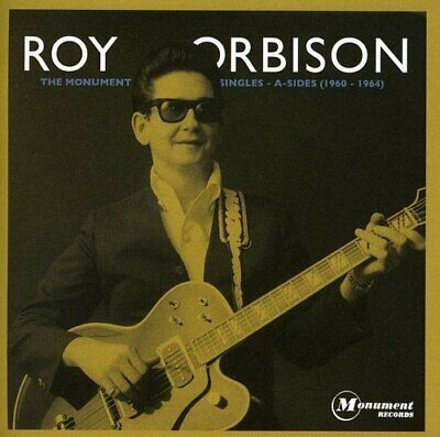 Roy Orbison - The Monument Singles - A-Sides (NEW CD)