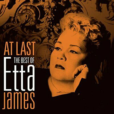 Etta James - At Last - The Best Of - 2011 (NEW CD)