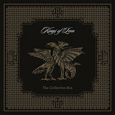 Kings Of Leon - The Collection Box (NEW 6 x CD SET)